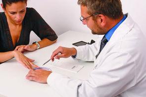 Seules la cardiologie et la gynécologie sont confrontées à un manque de médecins.