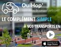 Amaguiz s'associe à la jeune start-up OuiHop'