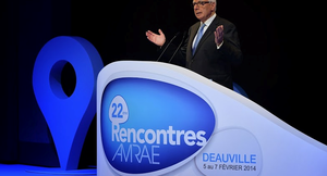 Rencontres 2014 : L'Amrae occupe le terrain international