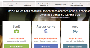 Marketing : comment Axa aimante les clients sur Internet