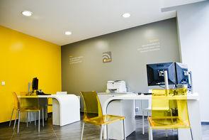 l 39 argus de l 39 assurance euro assurance ouvre un centre de gestion secteur. Black Bedroom Furniture Sets. Home Design Ideas