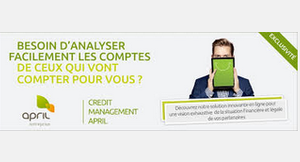 April Entreprise lance Credit Management April