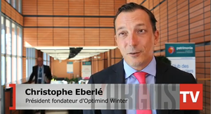 Christophe Eberlé (Optimind Winter) : «Le big data sera un facteur d'innovation»