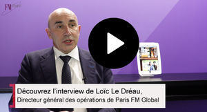 La risk manager doit devenir le bras droit du CFO - par FM Global
