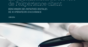 Benchmark des initiatives digitales de 30 opérateurs d'assurance (Colombus Consulting)