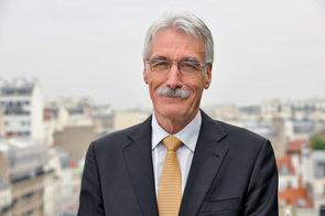 Gérard Andreck, président de la Macif et adhérent d'Ipemed.