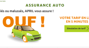 April adopte un nouveau slogan : « l'assurance en plus facile »