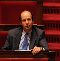 Louis Giscard d'Estaing sat in the French Assemblée Nationale