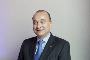 Jacques de Peretti, PDG d'Axa au Japon depuis le 1er mars 2015.
