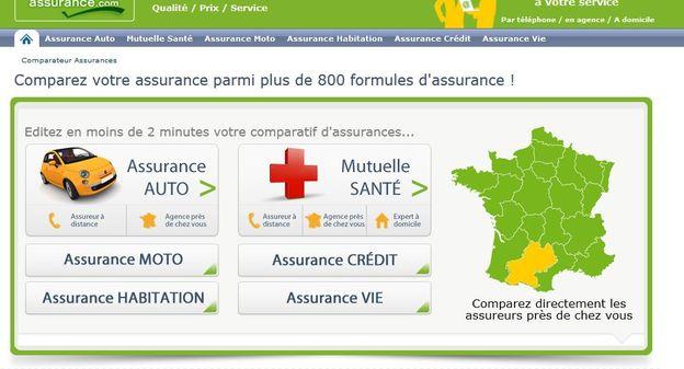 401f5b61b884b Les tarifs des mutuelles passés au crible par département (étude  lecomparateurassurance.com)