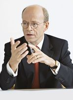 Nikolaus von Bomhard, CEO de Munich Re