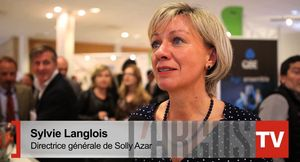 Sylvie Langlois quitte le groupe Solly Azar