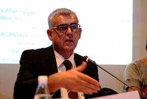 Pascal Terrasse, député PS de l'Ardèche.