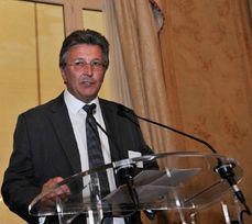 Yan Le Men, président de la commission assurances collectives de la CSCA.
